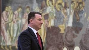 Tužilaštvo: Gruevski iskoristio partiju da organizuje nasilni upad u parlament