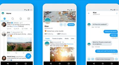 Twitter Lite od sada dostupan u još 21 zemlji