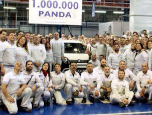 U Italiji proizveden milioniti primerak aktuelne Fiat Pande