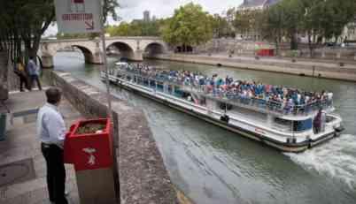 U Parizu postavljeni ekološki pisoari sa žardinjerama