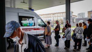 U Rusiji novih 17.906 slučajeva kovida-19, najviše od kraja januara