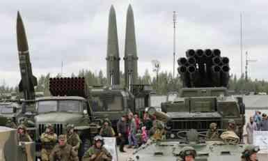 U Rusiji počela iznenadna provera borbene gotovosti