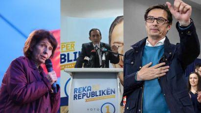 U Sjevernoj Makedoniji sutra predsjednički izbori