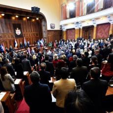 U Skupštinu Srbije stigao izveštaj o Kosovu i Metohiji