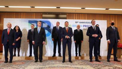 U Sloveniji deseti regionalni samit Brdo-Brioni