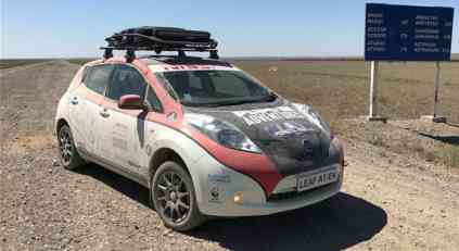 U električnom Nissan Leafu prešli 13.000 kilometara