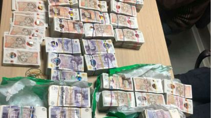 U kamionu na Batrovcima sakriveno 300.000 britanskih funti, uhapšen građanin Turske