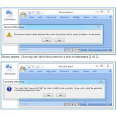 U toku su napadi u kojima se koristi DDE funkcija MS Officea, Microsoft ne planira zakrpu