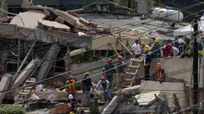 UNIŠTENO 11 HILJADA DOMOVA I 360 ZGRADA: U Meksiku će potraga za preživelima trajati još tri dana!