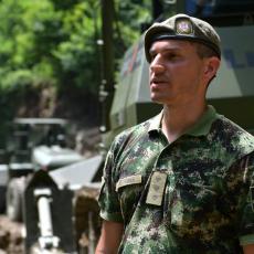 UVEK UZ NAROD: Vojska Srbije pritekla u pomoć građanima Ivanjice (FOTO/VIDEO)