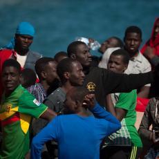 UŽAS KOD LIBIJE: U brodolomu poginulo pet migranata, 117 spaseno