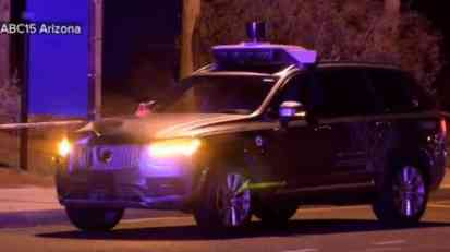Uber napušta testiranja autonomnih vozila u Arizoni