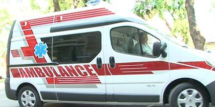 Udes kod Jagodine: Poginula beba, roditelji povređeni