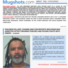 Uhapšeni vlasnici sajta Mugshots.com