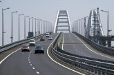 Ukrajina preti rušenjem Krimskog mosta