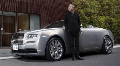 Unikatni Rolls-Royce Dawn Kengo Kuma
