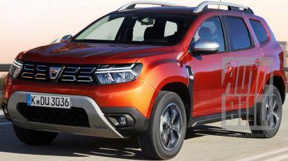 Uskoro Dacia Duster Facelift
