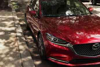 Uskoro i Mazda 6 facelift