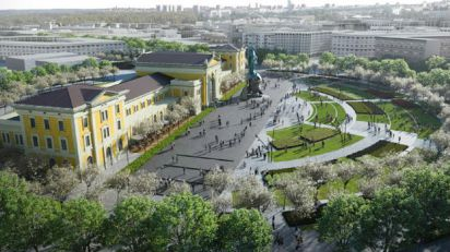 Uskoro obnova Savskog trga, radovi gotovi u februaru 2020.