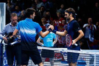 Federer u transu do pobede, Novak ide kući kao svetski broj dva!