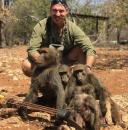 Uznemirujuće fotografije - Ubio sam celu porodicu pavijana