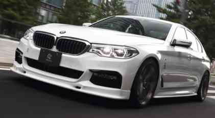VIDEO: 3D Design BMW Serije 5