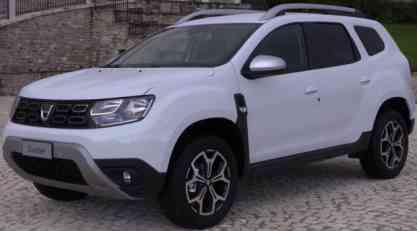 VIDEO: Dacia Duster TNG