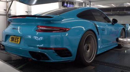 VIDEO: ES Motors Porsche 911 Turbo S