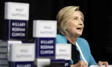 VIDEO: Hilari Klinton ismevala Vladimira Putina