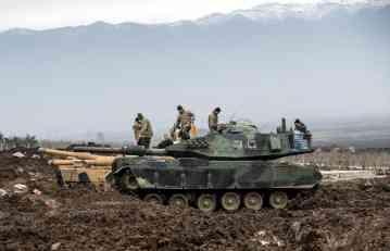 (VIDEO) NEMAČKA JAVNOST TRAŽI PREKID IZVOZA ORUŽJA TURSKOJ: Ankara u ofanzivi na Afrin koristi nemačke tenkove LEOPARD