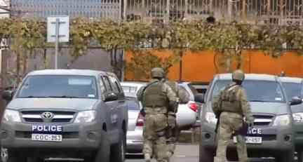 (VIDEO) OBRAČUN U TBILISIJU: Posle višečasovne pucnjave, uništena grupa terorista u glavnom gradu Gruzije