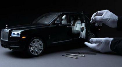 VIDEO: Rolls-Royce Cullinan u razmeri 1:8
