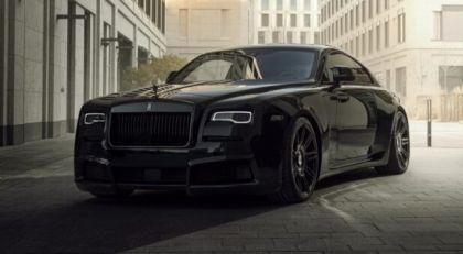 VIDEO: Spofec Rolls-Royce Wraith Black Badge Overdose