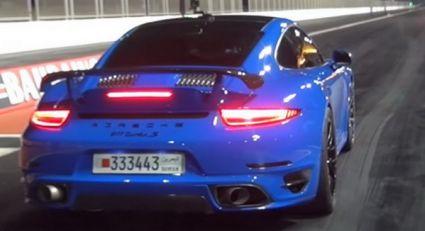 VIDEO: Tjunirani Porsche 911 Turbo S od 0 do 100 km/h za 1.87 sekundi
