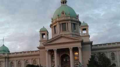 Vanredna sednica Skupštine Srbije