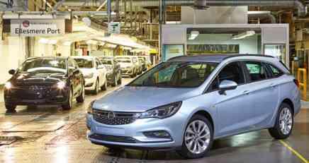 Vauxhall otpustio 400 radnika iz fabrike u Elsmir Portu