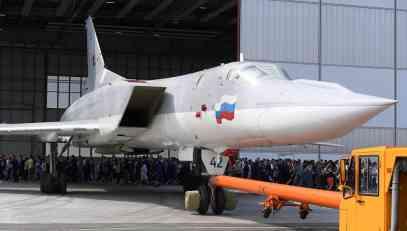 Vazdušno-kosmičke snage RF dobijaju modernizovane bombardere Tu-22M3M 2021. godine