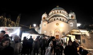 Večeras žurka kod Hrama Svetog Save: Besplatan koncert Jelene Tomašević, Sergeja Ćetkovića i Lene Kovačević