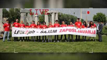 Veliki LINK2job sajam zapošljavanja: Kako najlakše do posla u Srbiji (VIDEO)