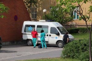 Veliki broj pacijanata na Urgentnom odeljenju