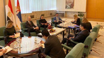 Veliki potencijal za saradnju Srbije i Egipta u ekologiji