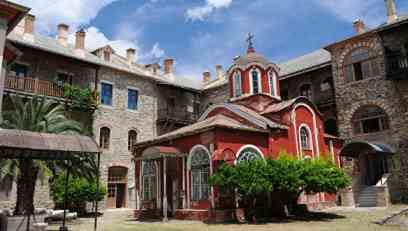 Vernici Ruske pravoslavne crkve više neće moći da sa mole u manastirima Atosa