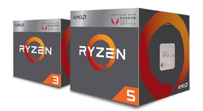 Vesti iz AMD-a: Ryzen Desktop APU-ovi u maloprodaji