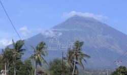 Više od 57.000 evakuisanih zbog moguće erupcije vulkana na Baliju