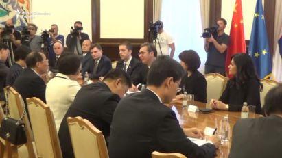 Vladajuće partije Kine i Srbije: Jača saradnja dve zemlje