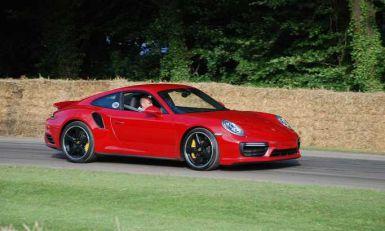 Voditelj Top gira slupao Porsche