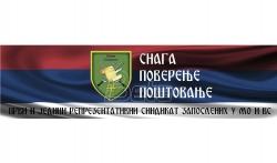 Vojni sindikat Srbije: Vulin i Diković zloupotrebljavaju vojsku u političke svrhe
