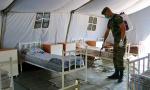 Vojska Srbije formirala poljsku bolnicu u Novom Pazaru: 110 kreveta za obolele od korone