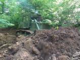 Vojska počela sanaciju oštećenih puteva na teritoriji Prokuplja