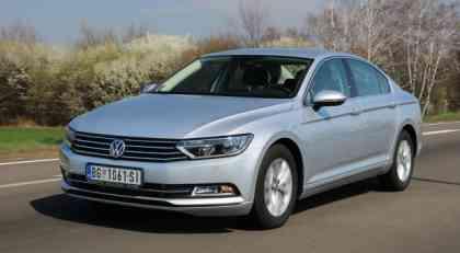 Volkswagen Passat 2,0 TDI Comfortline na testu Auto magazina